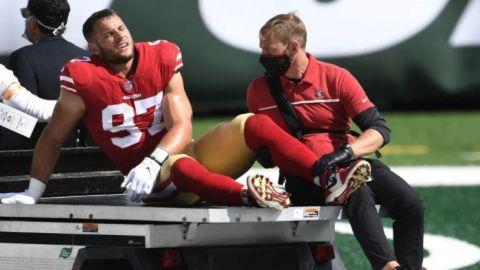 Ataca plaga de lesiones en la NFL