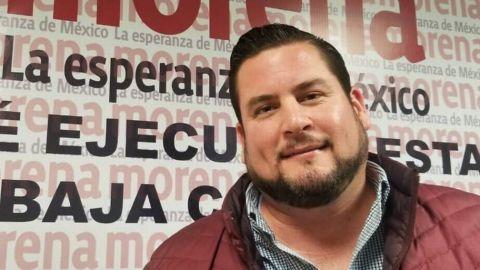 Avala INE a Ismael Burgueño como líder de MORENA en BC