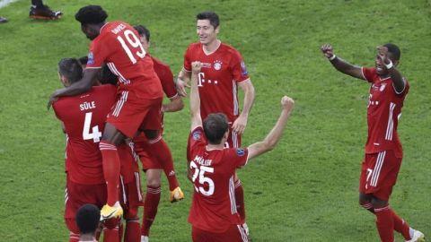 VIDEO: Bayern Munich es Campeón de la Supercopa de Europa
