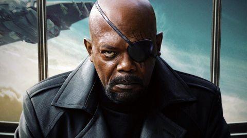 Samuel L. Jackson volverá a ser Nick Fury en serie de Disney+