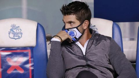 Duele el empate de último minuto: Alex Diego