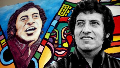 Chile lamenta 47 años sin Víctor Jara al son de mil guitarras ''online''