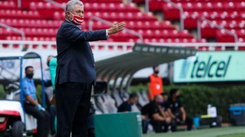 Vucetich reconoce las dos caras de Chivas en la victoria ante Mazatlán