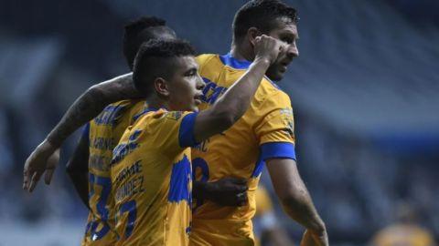 Tigres vence como visitante a Rayados en el Clásico Regio