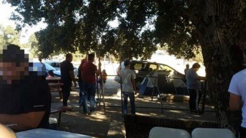 Sin pandemia en Cañadas del Sol, hostigan a camperos para que abandonen el lugar