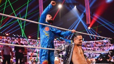 Andrade y Ángel Garza sufren polémica derrota en Clash Of Champions
