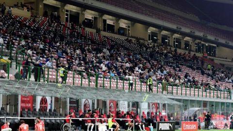 Quince ligas europeas permiten el acceso limitado de espectadores