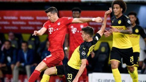 El Bayern buscará ante el Dortmund su quinto título del año