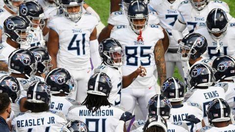 NFL no piensa suspender el Titans-Steelers, podría moverse al lunes