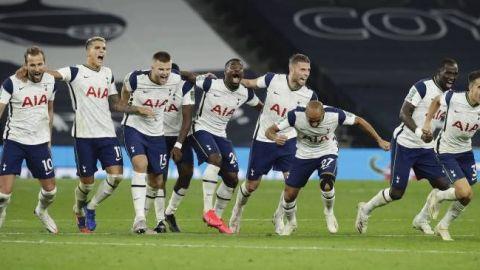 Tottenham vence a Chelsea por penales en Copa de Liga