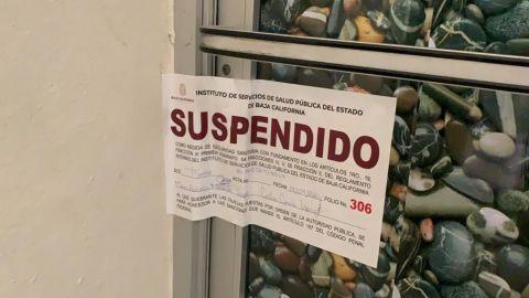 Palo a Coepris y Sindicatura de Tijuana, deben retirar sellos de suspensión
