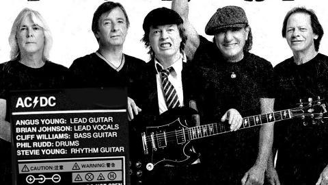 AC/DC confirma su regreso y un nuevo álbum