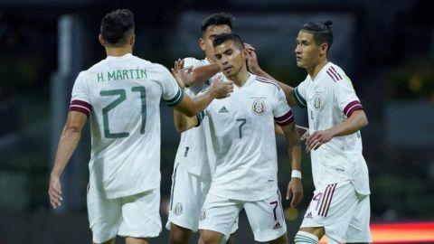 VIDEO: México derrotó a Guatemala en su primer partido del 2020