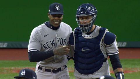 Yankees a la SDLA tras un triunfo inolvidable