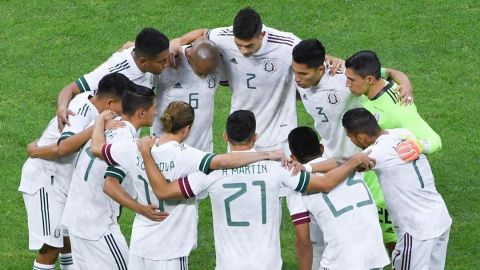 México cita a su legión europea para enfrentar a Holanda y Argelia