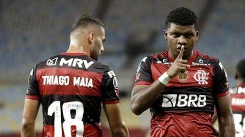 Flamengo, River, Palmeiras y Racing, a 8vos de Libertadores