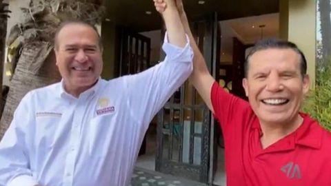 Arturo ''EL GALLO'' González, así lo bautiza Julio César Chávez