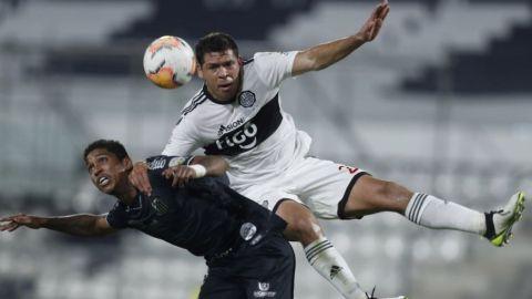 Santos y Guaraní avanzan a octavos en Libertadores