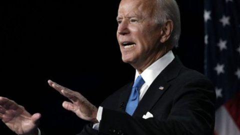 Biden se hará prueba de covid, luego de que Trump diera positivo