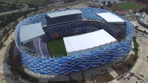 Estadio Cuauhtémoc abrirá cuando el semáforo cambie