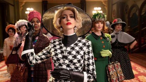 ''The Witches'' de Anne Hathaway se salta también el cine y se verá en HBO Max