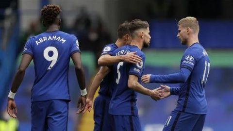 Chelsea golea al Crystal Palace y ocupa puestos de Champions