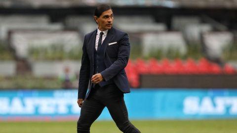 Juan Francisco Palencia deja de ser entrenador del Mazatlán FC