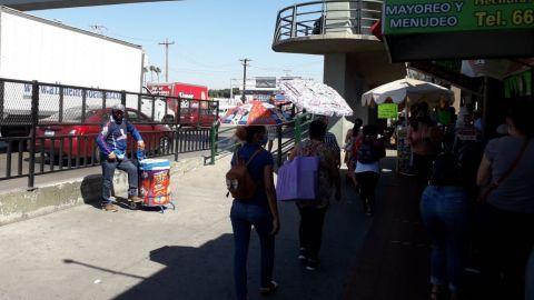 Temperaturas de hasta 33 grados en Tijuana