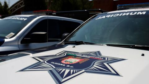 Abate Policía Municipal a 'huachicolero'