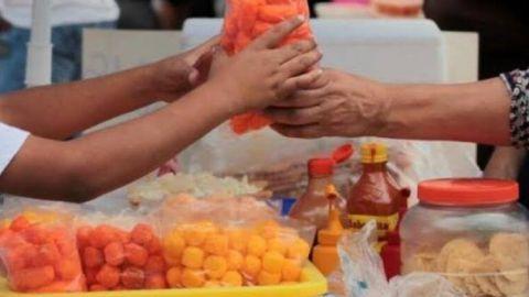 Comerciantes piden no prohibir comida ''chatarra'' en Yucatán