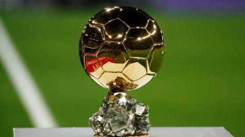 Balón de Oro Dream Team, el nuevo premio de France Football