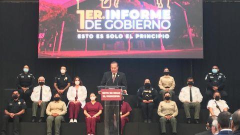 Estoy en reflexión y pronto tomaré decisiones importantes: Arturo González Cruz
