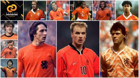 CADENA DEPORTES PODCAST: Holanda y sus mejores jugadores