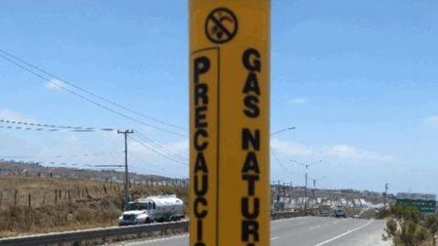 Construyen ducto de gas natural sin permiso en Tijuana