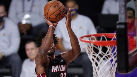 Butler y el Heat buscan empatar la Final ante Lakers
