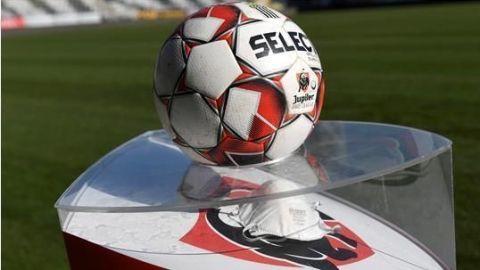 Liga belga prohíbe fumar en estadios para evita el virus