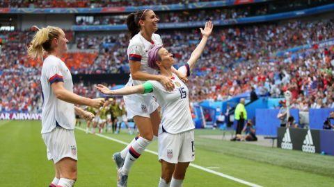 Ligas femeninas de EEUU y España, escépticas sobre un Mundial cada 2 años