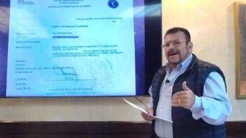 Director de Fisamex denunció a asesor de Tecate ante la Fiscalía
