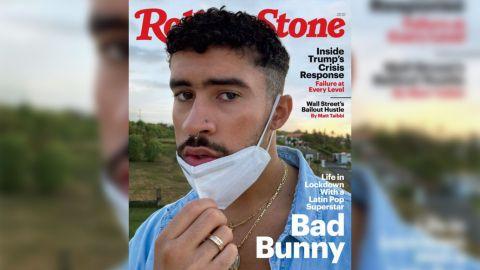 Bad Bunny es portada de la revista de The New York Times