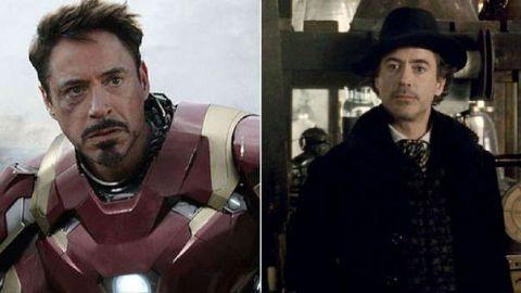 Robert Downey Jr. quiere que Sherlock Holmes sea como el Universo de Marvel