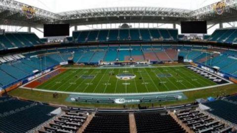 Tres equipos de la NFL reciben permiso para abrir estadios al 100%