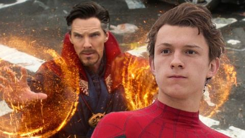 Doctor Strange estará en próxima película de Spider-Man