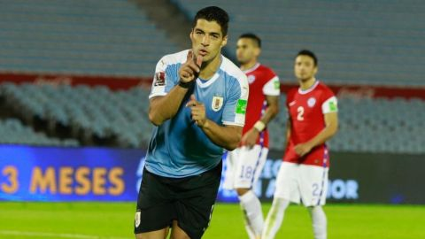 Polémico triunfo de Uruguay sobre Chile