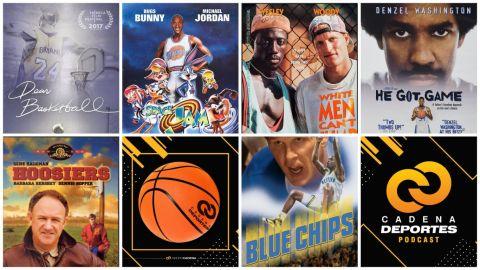 CADENA DEPORTES PODCAST: Las mejores películas de baloncesto de la historia