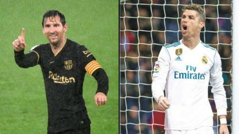 Messi, el mejor jugador en la historia de la Liga Española, Cristiano el 12