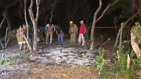 Aclaran que objeto que impactó en Tamaulipas no fue un meteorito