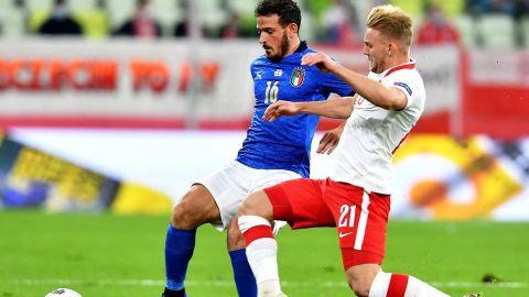 Polonia e Italia se autoanulan en empate sin goles