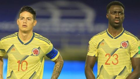 Selección de Colombia viaja optimista y dispuesta a resistir presión de Chile