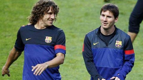 """Puyol: """"Messi es una baza enorme para LaLiga"""""""