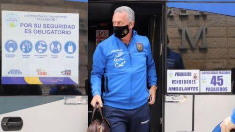 """Alfaro: """"Tenemos que hacer un partido intenso y permanente"""" ante Uruguay"""